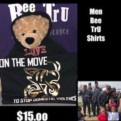 Male Bee TrU Signature shirt