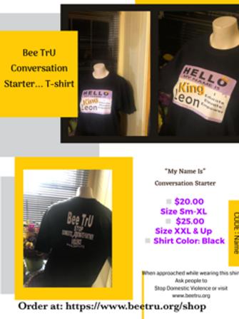 Hello... Bee TrU Convo Starter