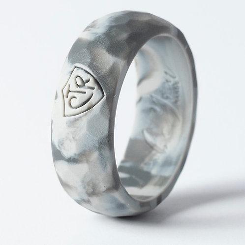 "Men's ""Camo"" Silicone Ring"