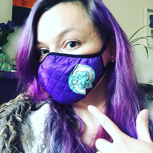 New! Circus Hub Face Mask