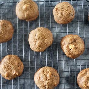 Chocolade hazelnoot cookies