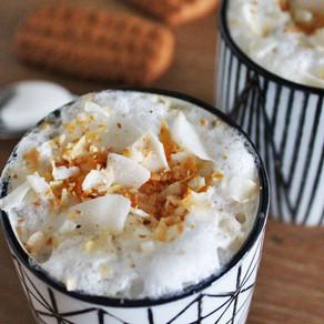 Kokos latte