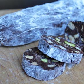 Chocolade salami