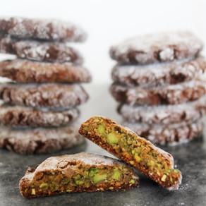 Italiaanse pistache koekjes