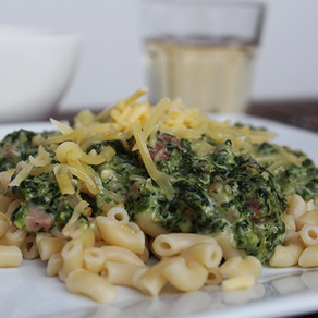 Koken met: Spinazie pasta van Mike Ryan!