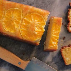 Sinaasappel-cake