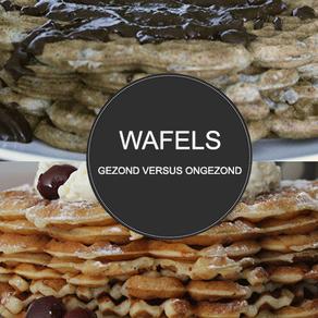 Rens's wafels V.S. Oma's wafels
