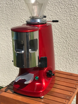 Candy Apple Red Mazzer Super Jolly - 201