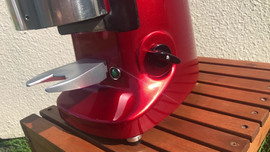 Candy Apple Red Mazzer Super Jolly - 2018