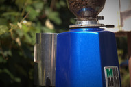 Mazzer - Blue Metallic 2013