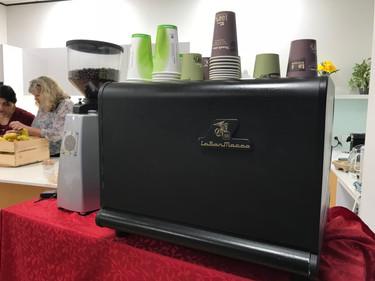 Canon NZ pop up cafe - 2018