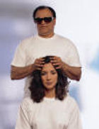 Massage traditionnel Indien du crâne