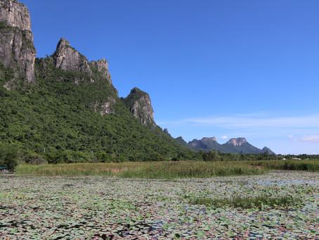 Khao Sam Roi Yot National Park- Thailand