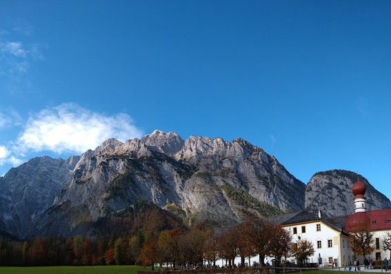 Berchtesgaden National Park, Konigssee Lake