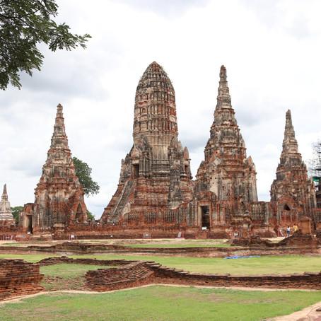 Ayutthaya, A City of Past Splendor