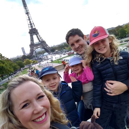 Paris... with Kids