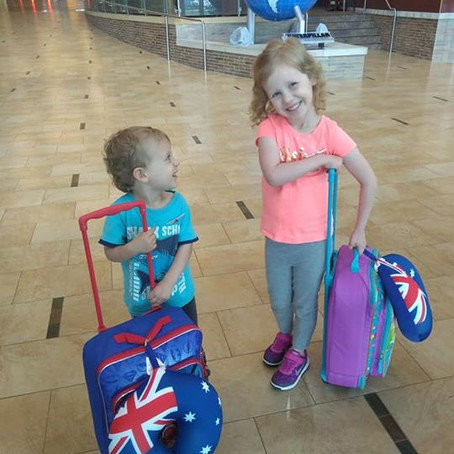 The REAL truth about flying with kids