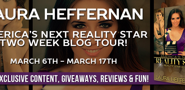 America's Next Reality Star Blog Tour & Giveaway!