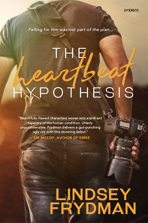 COVER REVEAL - The Heartbeat Hypothesis