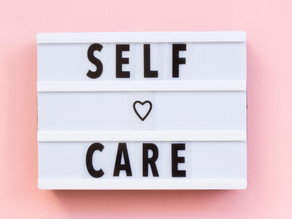 SELF-CARE ISN'T SELFISH, IF ANYTHING IT SHOULD BE SEEN AS SELF-PRESERVATION