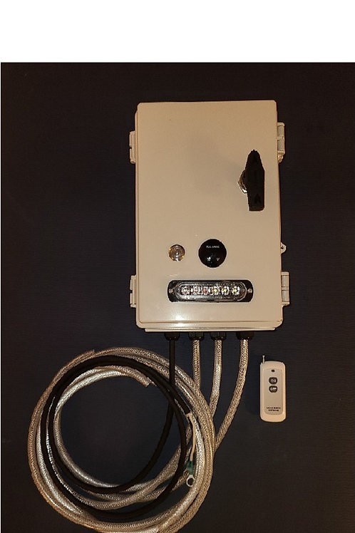 Remote Downstream Injection Box