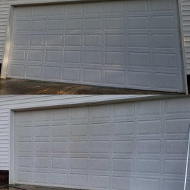 Aluminum Door Whitening