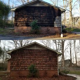 Cedar Siding Renewal