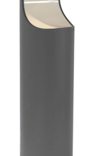 Desinfektionsspender in Säulenform