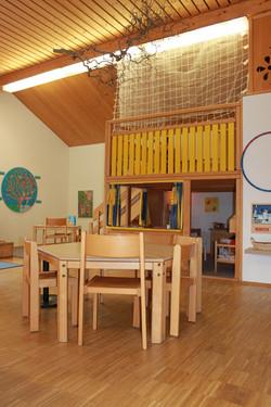 Kindergarten Gelbe Gruppe