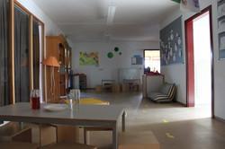Kindergarten Eingangsbereich