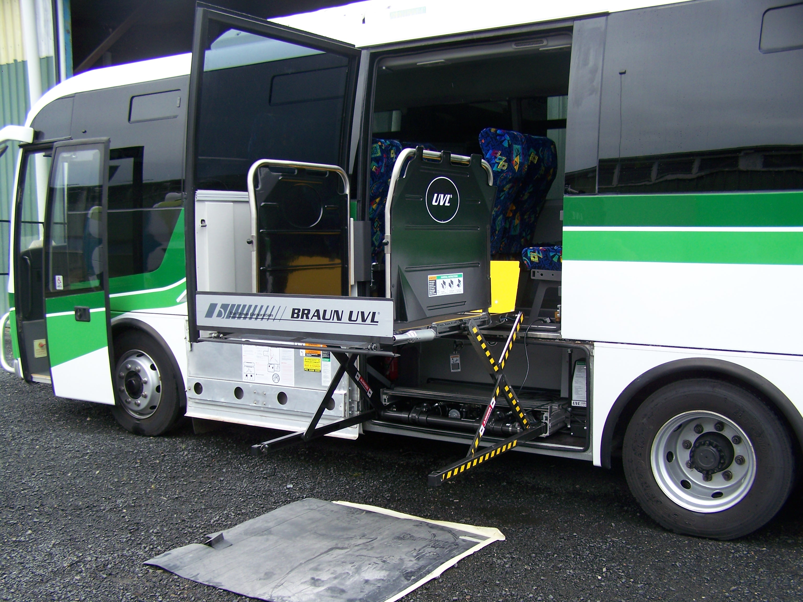 Custom Wheelchair Lift