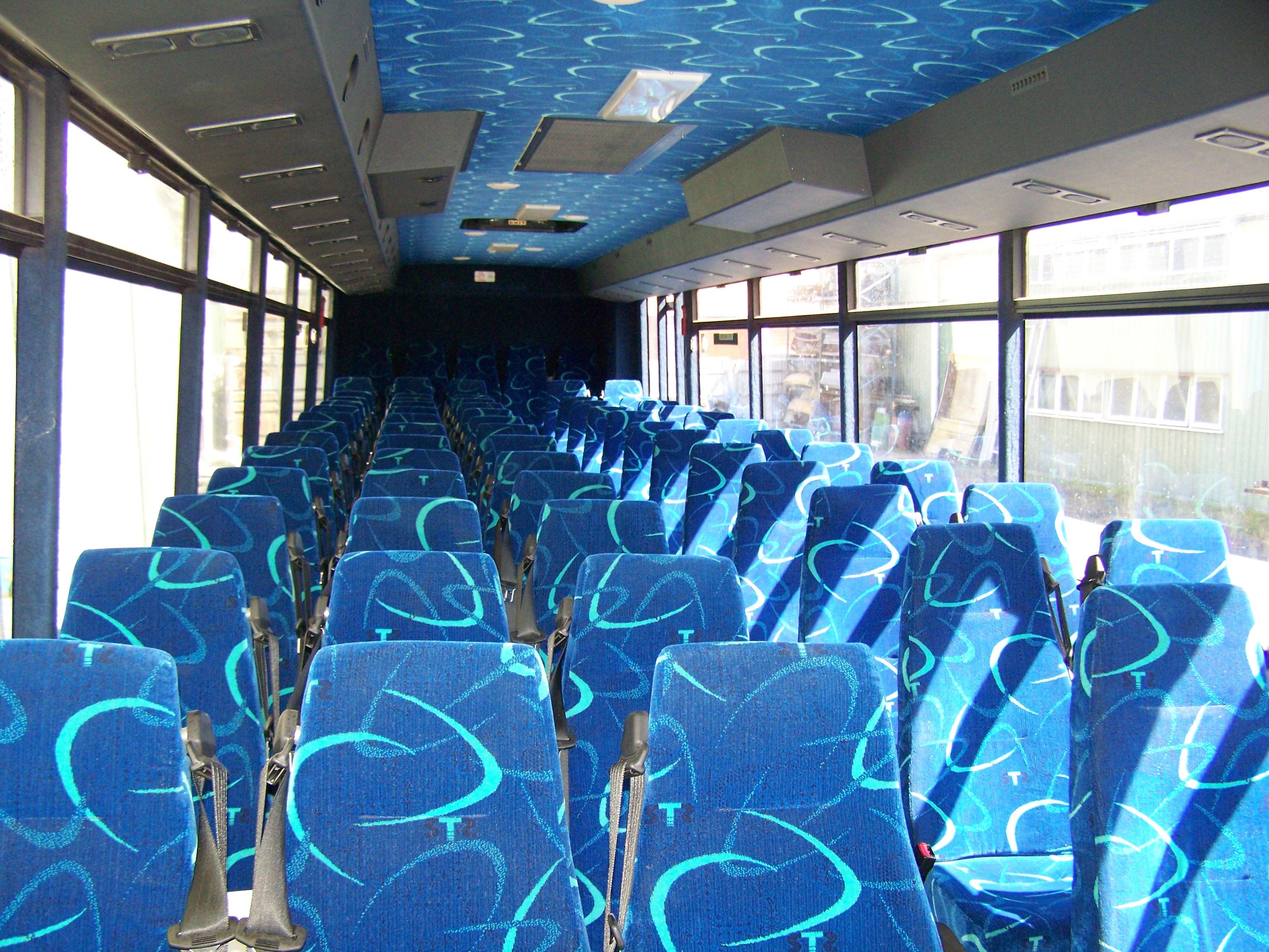 Popular Seating Upgrade