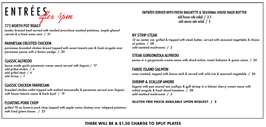 2021 New Menu Prices- Entrees.png
