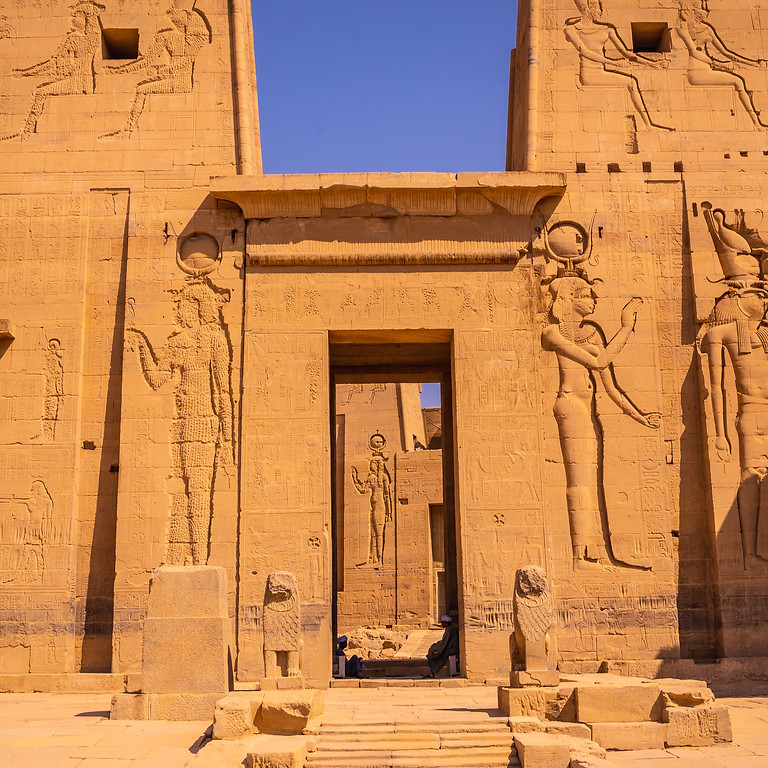 The Journeys Series - Egyptian Goddess Temple Sound Bath