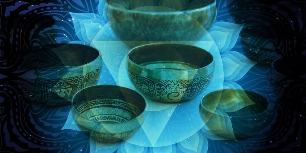 The Chakras Series - Throat Chakra Sound Healing