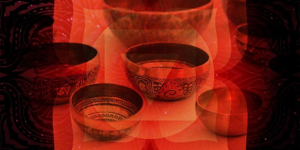 The Chakras Series - Root Chakra Sound Healing