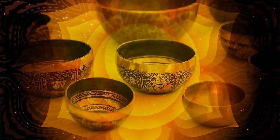 The Chakras Series - Sacral Chakra Sound Healing