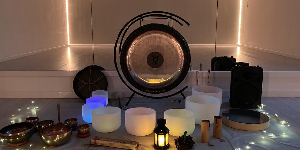Deep Healing Sound Bath