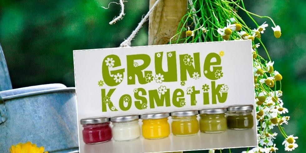 Grüne Kosmetik Basis