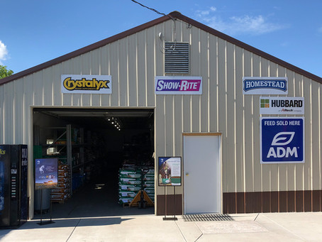 Feed & Supply Store Now Open!