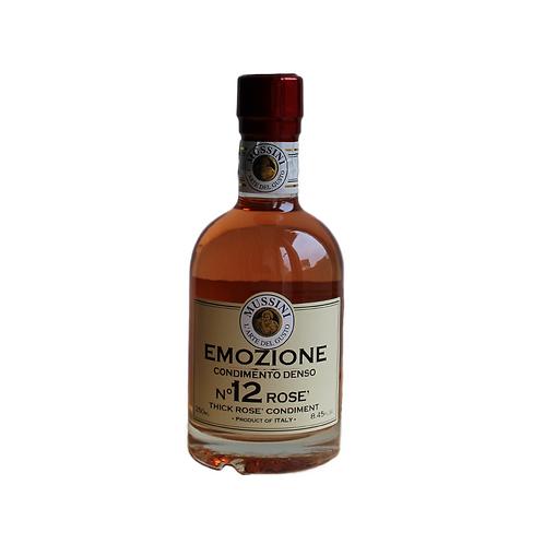 Aceto Balsamico Rosè Emozione