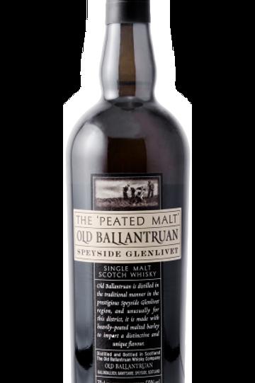 Whisky Old Ballantruan Peated Malt