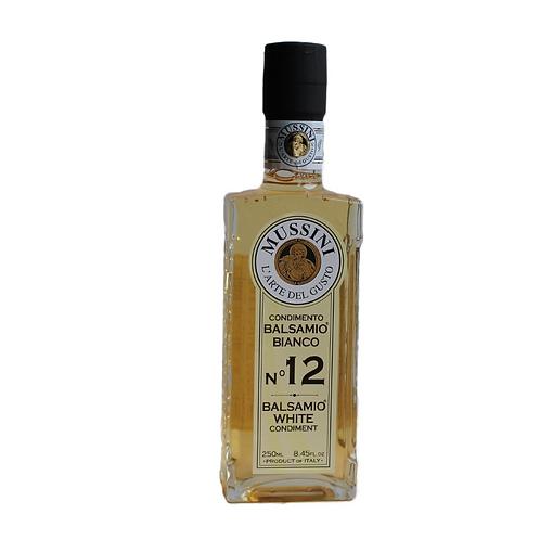 Aceto Balsamico Bianco N.12