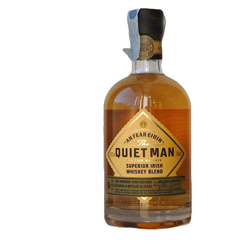 Whiskey Quiet Man