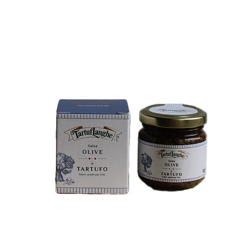 Oliven -und Trüffelsauce