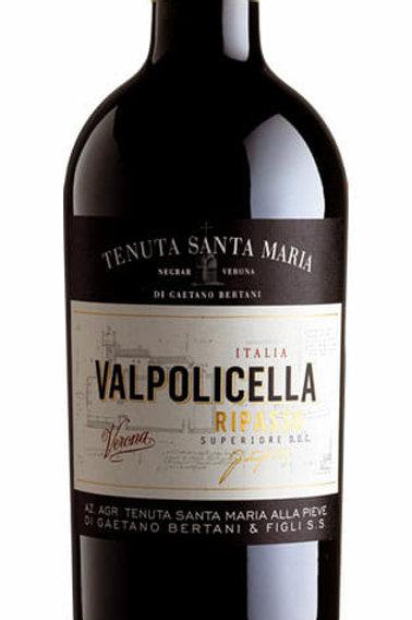 Valpolicella Ripasso Santa Maria