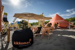 Projekt Plaża TVN - Kikkoman