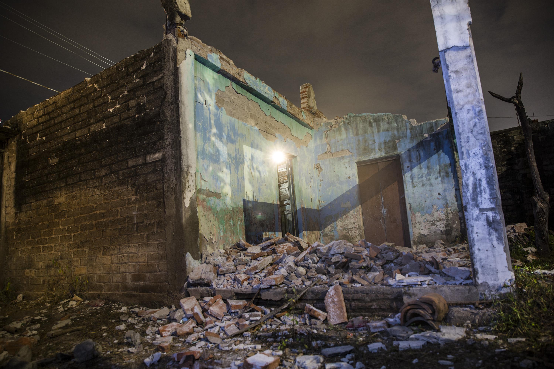 Bellezas en ruinas