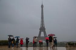 Lluvia París