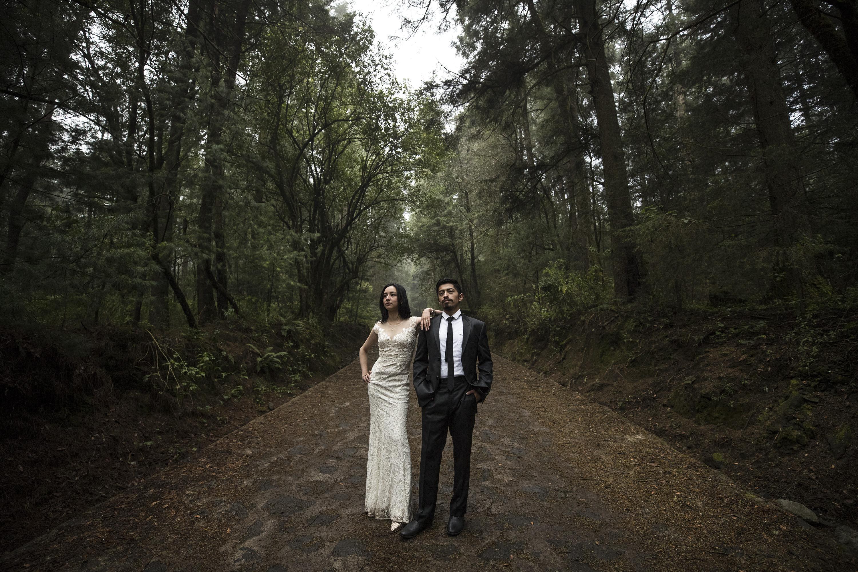 Rodrigo y Andrea
